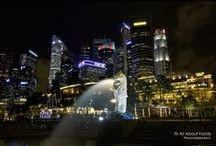 Singapore  / Go travel with malaysianflavours to our neighbour country, Singapore!