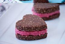 Vegan Valentijnsdag <3 / Recepten van heerlijke vegan recepten voor Valentijnsdag!