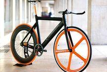 Bikes / Various bikes, mostly fixies