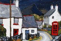 Paintings and Art i like / Schilderijen enzo die ik mooi vind  / by Janwillem Wind
