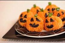 Vegan Halloween / Recepten van heerlijke vegan gerechten voor Halloween!