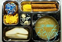 Fun Ways to Make Your Child's Lunch Exciting / Surprise your child when they open their lunchbox, with new ideas for sandwiches and other food.