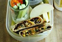 Nut Free Sandwiches / Sandwiches without peanut butter or nuts.
