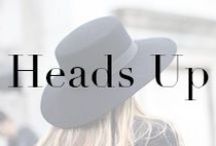 | Heads Up |