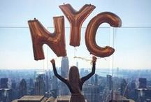 NYC *travel inspiration*