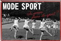 Sport mode / 2015ss collection