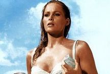 "Bond Girls / James Bond ""Girls"" & Bond Accessories / by Sandra Garratt"