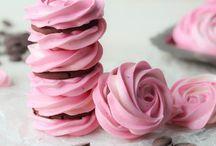 Sweet - Meringues & Marshmallows