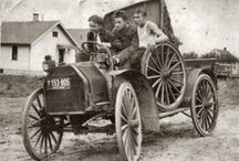 Cars - 1890 - 1929