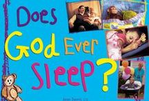 God / Books to help you and your children talk about God.