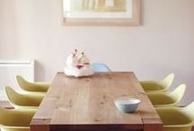 dinning room / dreaming of dining rooms