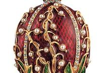 FABERGE / .......from Russia, with love / by Susan Ward