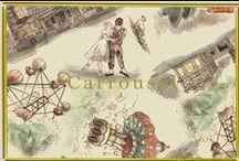 Carrousel 冬の遊園地 / Carrousel 冬の遊園地