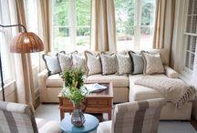 SUNROOMS / sunroom decor, inspiration, home decor