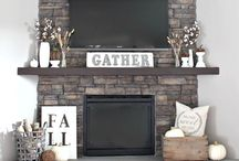 FIREPLACES / Fireplace inspiration
