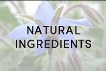 Natural Ingredients / Only the best, most natural ingredients go into the Hair Essentials product.