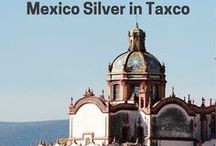 Taxco, México / Photos of the beautiful place where our jewelry comes from: Taxco de Alarcón.