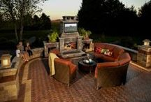 Patio Entertainment / Watch television on your patio safely for your flat panel television