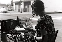 Writing...reading / by Jessica (Abdo) Whetstine