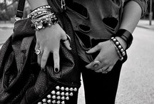 black goes with everything.