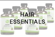 Hair Essentials / Join us as we naturally combat hair loss, revitalize hair follicles, and nourish thicker, healthier, faster-growing hair. www.hairessentials.com