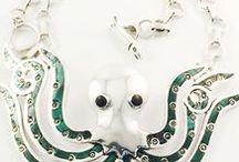 Animal Designs / Taxco Jewelry handmade