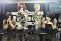 DIAURA / For the Visual Kei band. DIAURA {Dictatorial Aura}