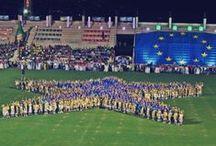FESTA DESPORTIVA / - Festa do Desporto Escolar -
