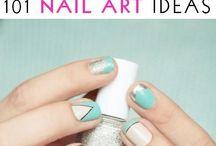 Nail art / Creative Nail designs !!