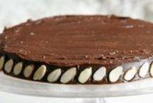 Sjokolade / Sjokoladedesserter
