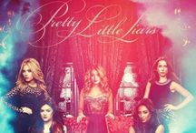 Pretty Little Liars / Who is -A?!?! / by Claire :D