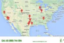 Our locations / We are serving many cities across the United states #pestcontrol