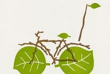 Go green / Go green. Stay clean and keep the mother earth prosperous.