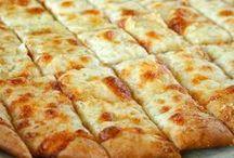 Pizzas/Tartes salées