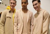 Calvin Klein Collection Verão 2015 | BACKSTAGE / Calvin Klein Collection Verão 2015
