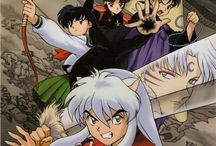 Inuyasha / This is the first anime i saw and i love it. <3