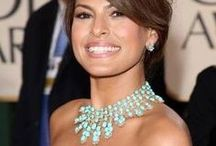 Celebrity Jewelry Trends / Famous actresses, models, etc. wearing amazing jewelry.