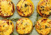 Jesienne smaki KitchenAid / Jesień to przede wszystkim pora dyni, przeróżnych grzybów, śliwek, gruszek... Z KitchenAid jesienne potrawy nabierają smaku!