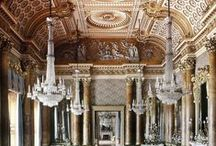 Interiors / Interiors of amazing houses.