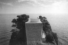 Casa Malaparte, Adalberto Libera-Curzio Malaparte / Casa Malaparte, Capri