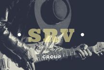 Srv. Still playing the blues / I know,  somewhere he is still playing the blues.