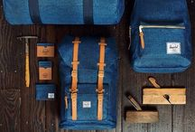 Backpacks & Bags / A variety of backpacks and bags that I would not mind owning.