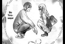Koi to natsu tsubaki / A really, short and cutee manga. <3