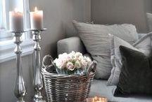 inrichting / Voorbeelden van huisdecoratie en -inrichting