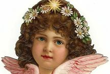 Vintage Illustrations   Angels