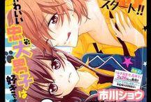 Kaichou suki tte itte mo ii desu ka? / It's a cute, extreamly short manga (only 4 chapters). I really liked it.