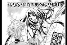 Hyouketsu Kiss Mate / One shot manga.