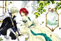 Akagami no Shirayuki-hime / The manga and the anime. ¡SPOILER ALERT! This board contains spoilers for the anime.