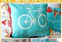DIY Home Decor / DIY can not only be functional, it can be beautiful and cost-effective too!