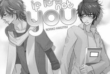 If it's not you / 5 chapters. 5 cute Yaoi stories.